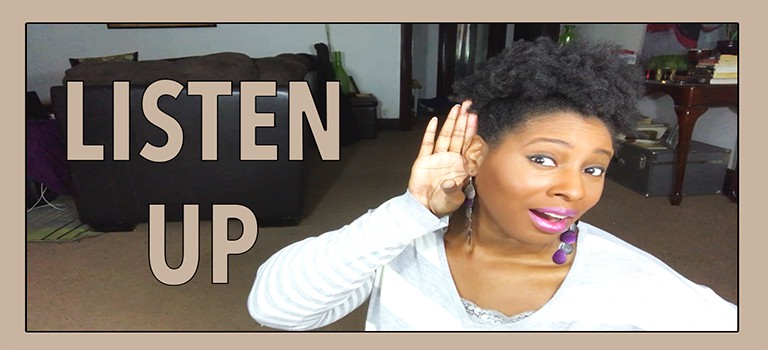 "Wisdom Wednesday ""Listen Up"""