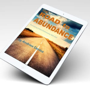 The Road to Abundance iPad