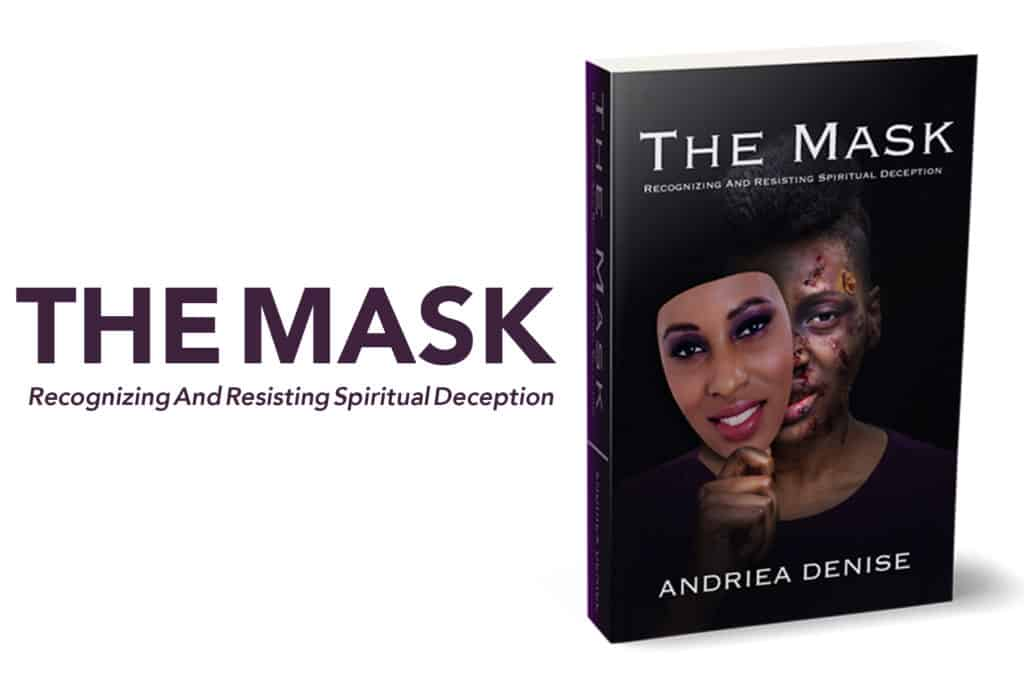 The Mask Book by Andriea Denise