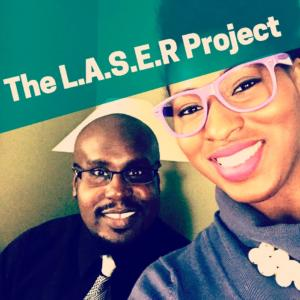 Andriea Denise partners with The LASER Project in Indianapolis, Indiana Jay Thomas