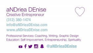 3 Business Card Front