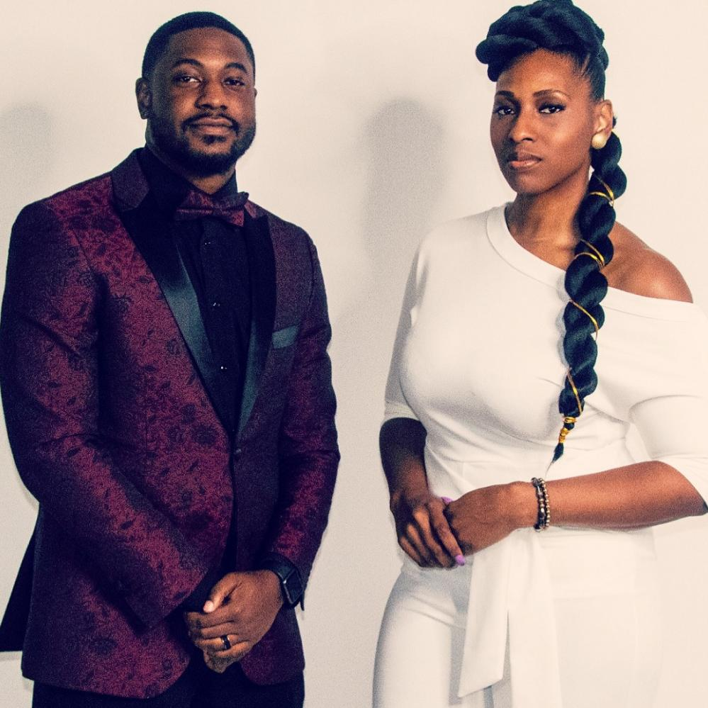 Andriea Denise and Andre D Lee join forces